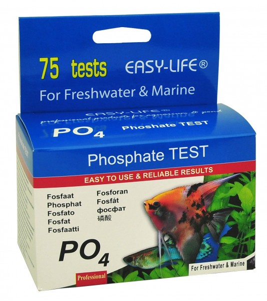 Easy-Life Wassertest Phosphat SW/MW PO4