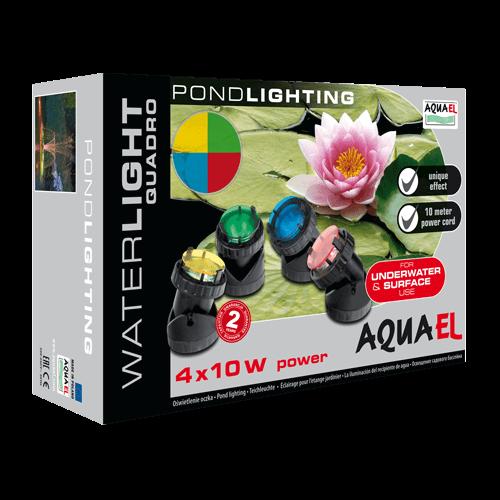 Waterlight Quadro
