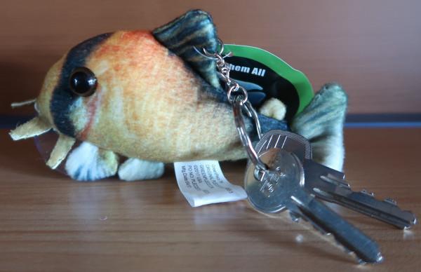 GreenPleco - Metae Corydoras Schlüsselanhänger