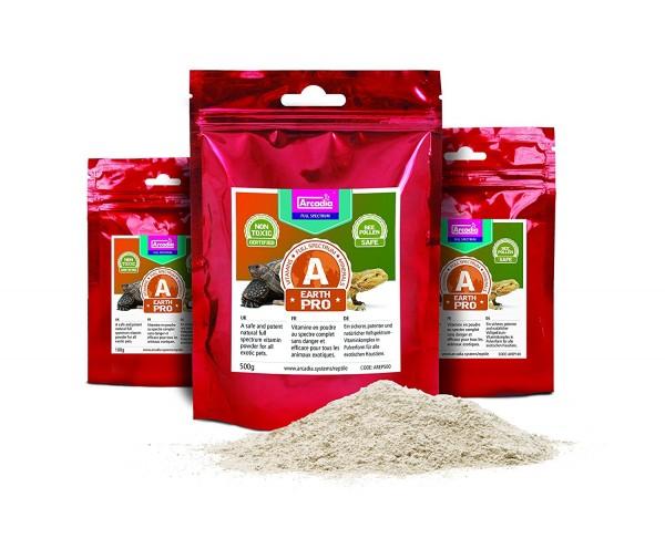 Earth Pro A - Vitamine und Mineralien