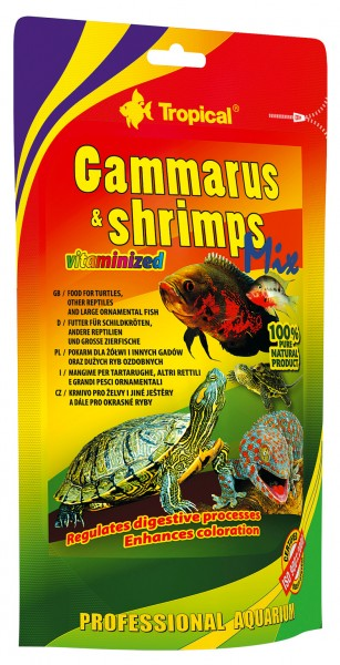 Gammarus + Shrimps MIX