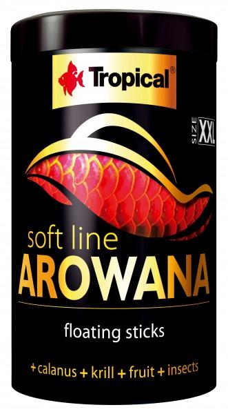 Soft Line Arowana Size XXL
