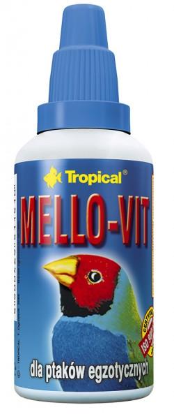 Mello-Vit für exotische Vögel