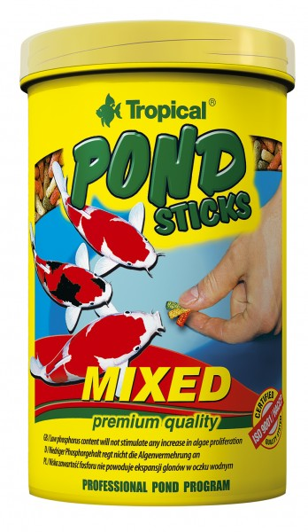 Pond Sticks Mixed