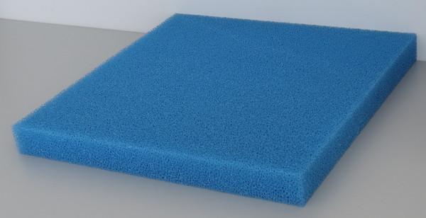 Filtermatten Blau 50x50x5cm
