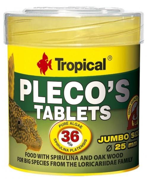 Plecos Tablets