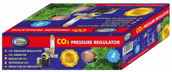 AquaNova CO2 Druckregler mit Magnetventil