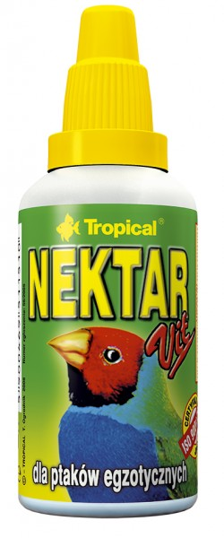 Nektar-Vit für exotische Vögel