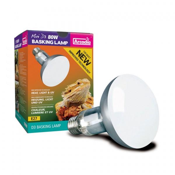 D3 UV Basking Lamp