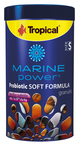 Marine Power Probiotic Soft Formular Size S