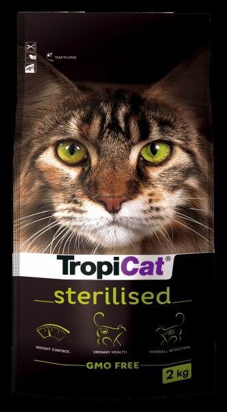 TropiCat STERILISED