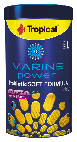 Marine Power Probiotic Soft Formular Size L