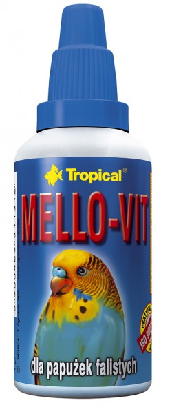 Mello-Vit für Wellensittiche