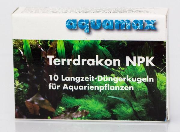 aquamax Terrdrakon NPK Düngerkugeln