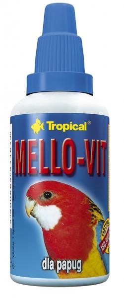 Mello-Vit für Papageien