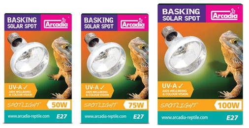 Basking Solar Spotlight 2800K