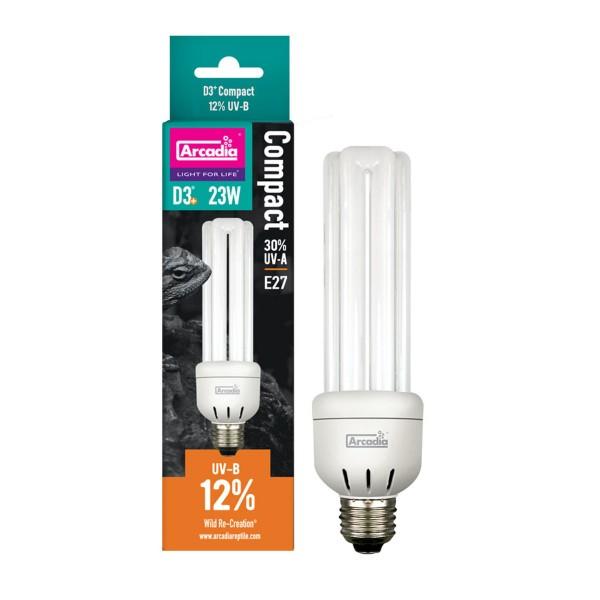 Kompaktlampen E27 Ersatzlampe UVB