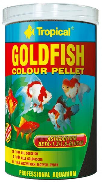 Goldfisch Colour Pellet