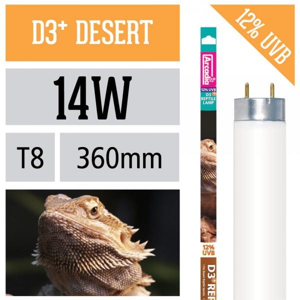 D3+ Desert T8 / UV-B 12%