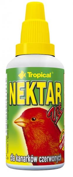 Nektar-Vit für rote Kanarienvögel
