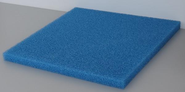 Filtermatten Blau 50x50x3cm