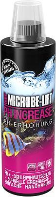 pH Increase Meerwasser