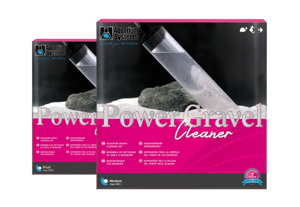 Mulmsauger - Power Gravel Cleaner