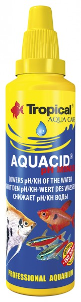 Aquacid ph-minus