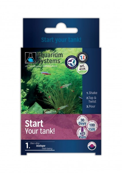 Start-Up Freshwater
