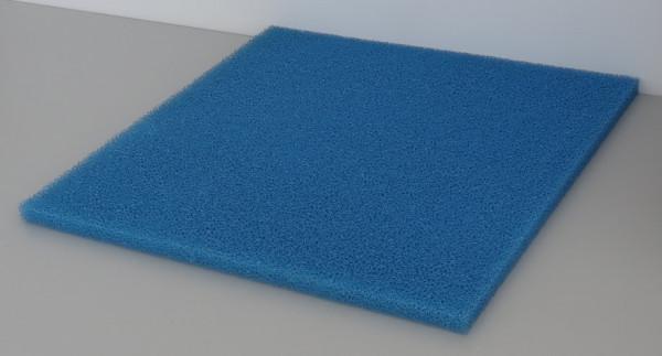 Filtermatten Blau 50x50x2cm