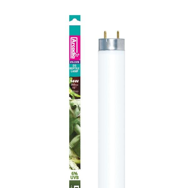 D3 Reptile Lamp T8 / UV-B 6%