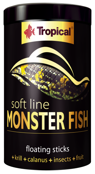 Soft Line Monster Fish