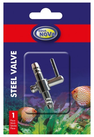 AquaNova Luftverteiler Metall 4mm