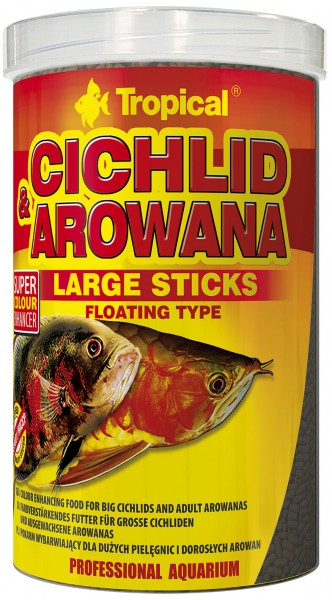 Cichlid & Arowana LARGE Sticks