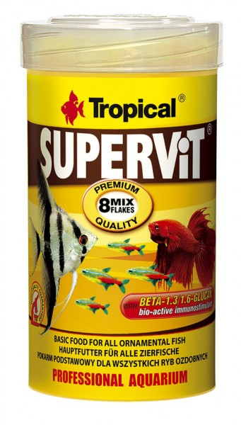 Supervit - Hauptfutter für alle Zierfische