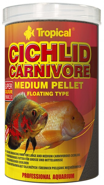 Cichlid Carnivore MEDIUM Pellet