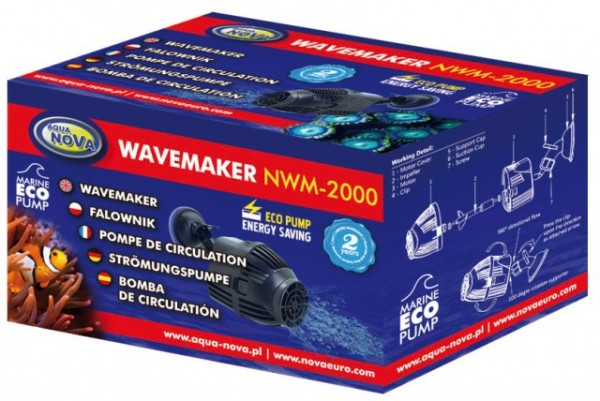 AquaNova Wavemaker Pumpe