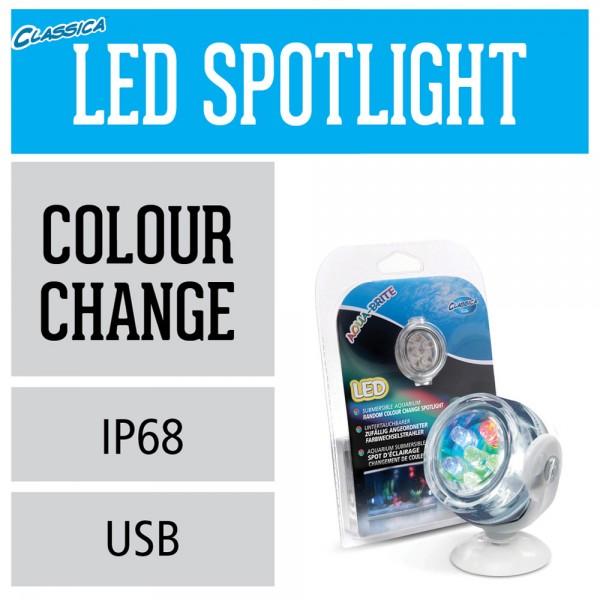 Aqua-Brite LED Spotlight IP68