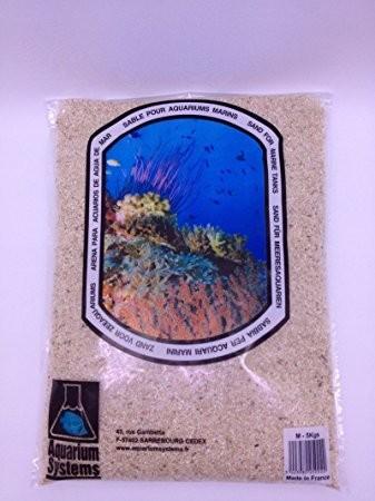 Korallen Sand fein