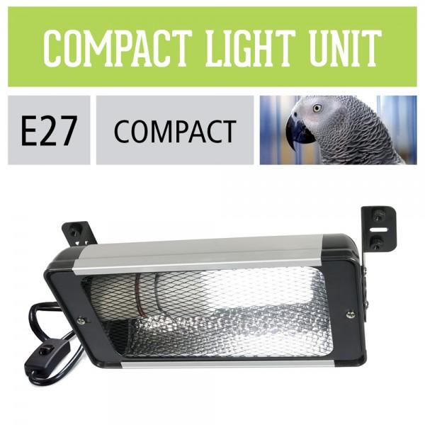 Vögel / Reptilien - E27 Kompakt Leuchteinheit