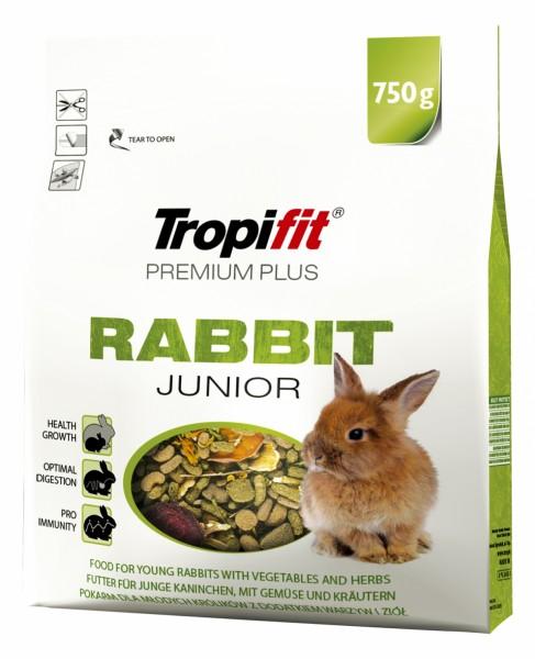 Tropifit Premium Plus Junge Kaninchen