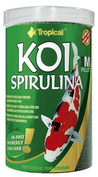 "Koi Spirulina Pellet Size ""M"" & ""L"""