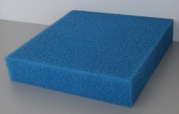 Filtermatten Blau 50x50x10cm