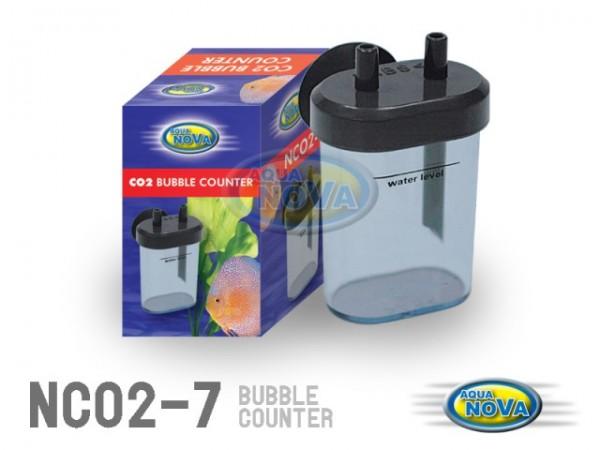 AquaNova CO2 Blasenzähler