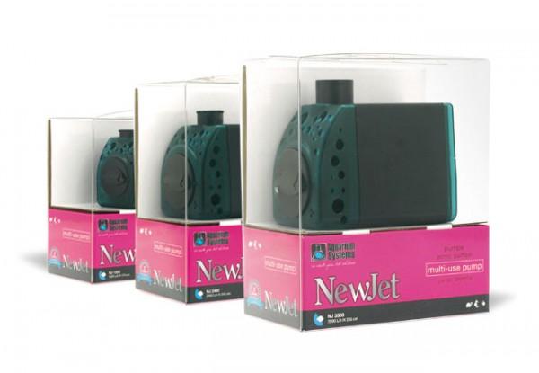Newjet - Tauchbare Mehrzweckpumpe