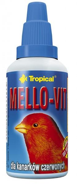 Mello-Vit für rote Kanarienvögel
