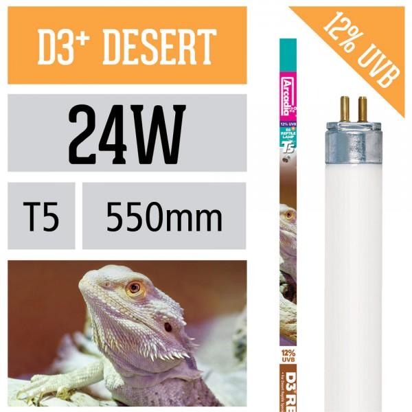 D3+ Desert T5 / UV-B 12%